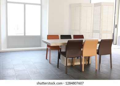 variety of design tables