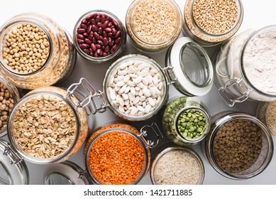 Food Grains Images, Stock Photos & Vectors | Shutterstock