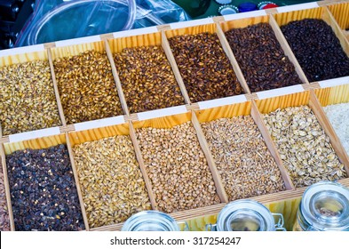 Variety of malt for home brewery