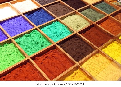 Variety Pigment Powder Paint for Artists