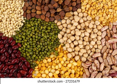 Variety of pulses