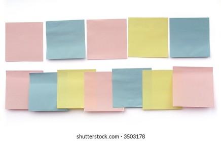 variety stickies