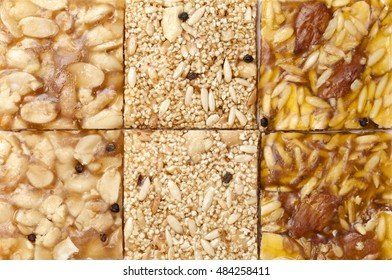 Various Indian brittle