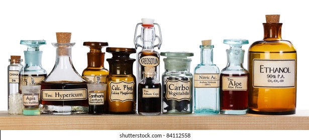 Homeopathic Medicine Images, Stock Photos & Vectors