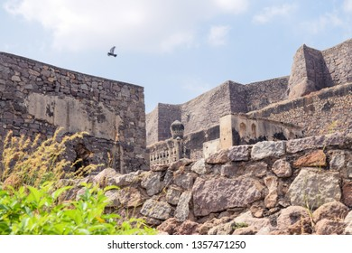 The various places of Golconda Fort