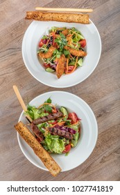 Various Salad dishes