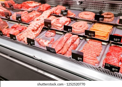Butcher Display Images Stock Photos Vectors Shutterstock