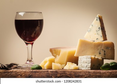 Cheese Wine Board Images Stock Photos Vectors Shutterstock