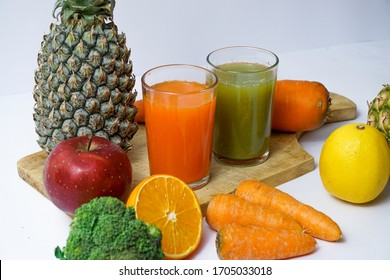 various types of fruit drink flavors