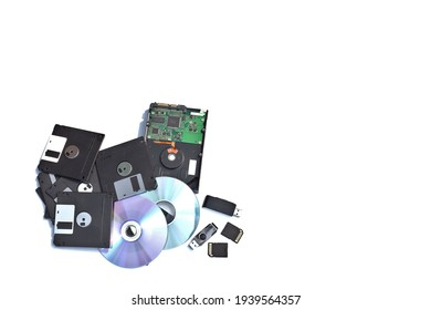 Various types of storage devices
