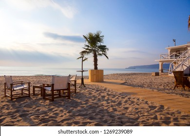 Varna beach, Bulgaria