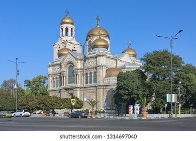Dormition of the Mother of God Cathedral Images, Stock