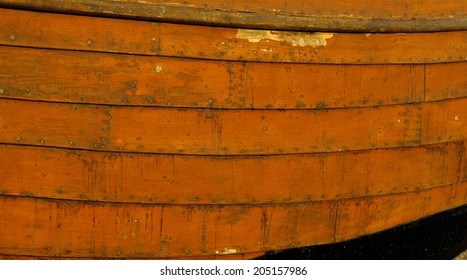 Varnished Hull