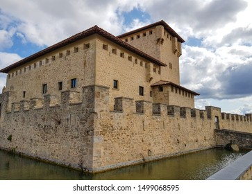 The Varonas' palace in Alava (Basque Country, Spain)