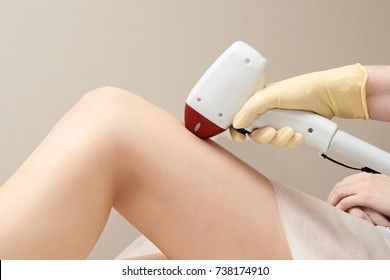 Vascular asterisks. Photo therapy. Couperose. Hair removal