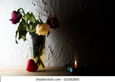 Royalty Free Dead Flowers In Vase Stock Images Photos Vectors
