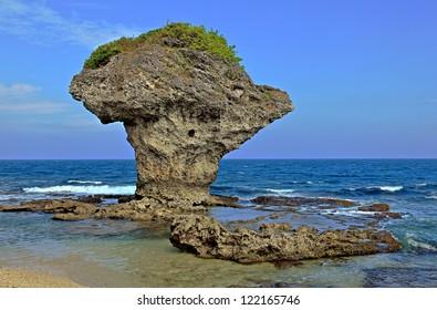 Vases rock