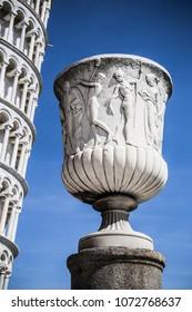 Vaso del Talento in Pisa (Tuscany, Italy)