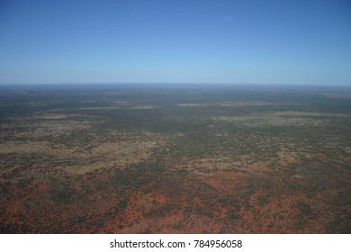Vast land in Australia