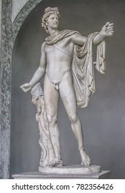 Vatican City, Vatican City - 05/09/2010 - Vatican City - Vatican Museums - Apollo Belvedere