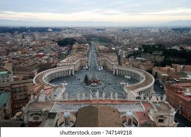 at the Vatican City