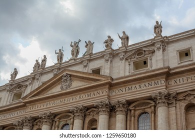 Vatican City, a city-state surrounded by Rome, Italy, is the headquarters of the Roman Catholic Church. It's home to the Pope and a trove of iconic art and architecture.