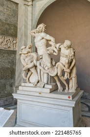 laocoon and his two sons