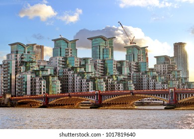 Vauxhall Bridge London