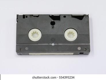 VDO tape  on white background