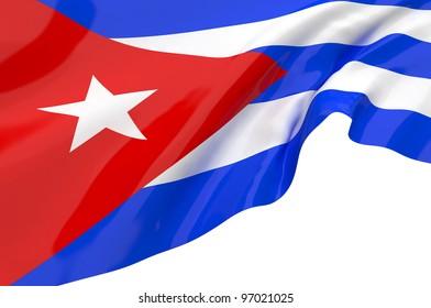 Vector Flags of Cuba