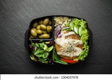Vegan dish box diet