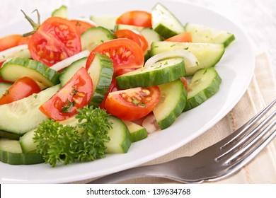 vegatrian salad