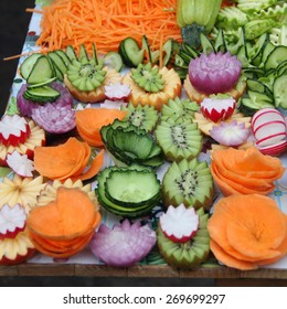 Vegetable Carving Images Stock Photos Vectors Shutterstock