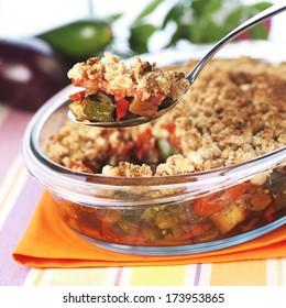 crumbe de légumes