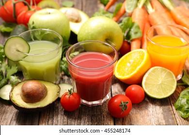 vegetable juice,smoothie