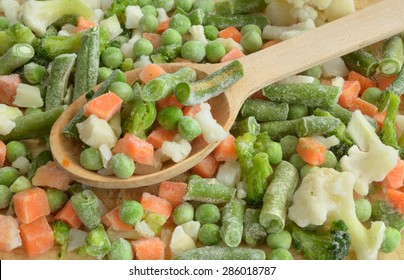 vegetable  mix for soap