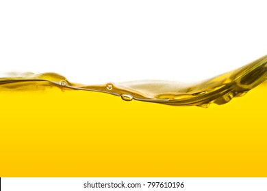 Vegetable oil background