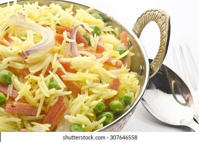 Vegetable Polao