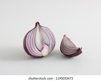 vegetable, purple onion, organic