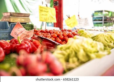 Vegetable - Tomatoes