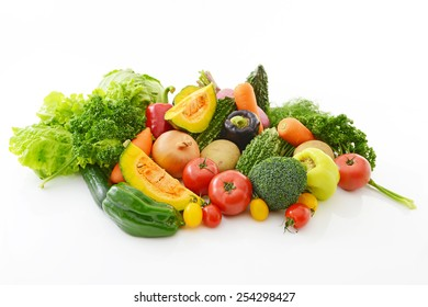 ?Fresh  vegetables