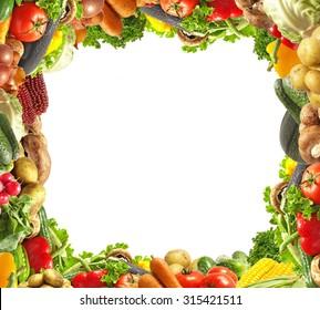 Vegetables for all tastes