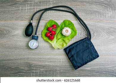 Vegetables and High blood Pressure