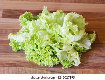 vegetables - lettuce leaves