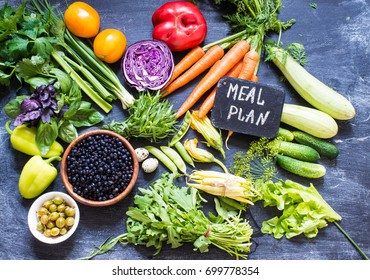Vegetables/meal plan