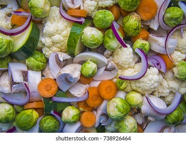 Vegetables/Vegetarian food