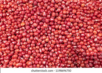 Vegetarian food, red beans