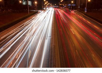 Vehicle flow,Beijing