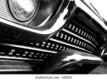 Vehicle Grill