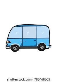 vehicle illustration cartoon drawing coloring